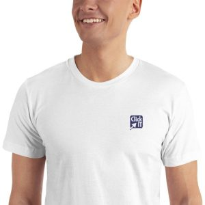 Embroidered Tee-Shirt