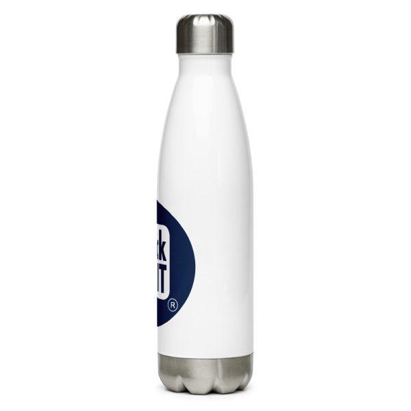 stainless steel water bottle white 17oz left 611ba63621ab2